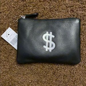Barney's Nee York black small bag